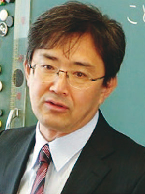 弘前大学大学院教育研究科 専攻長 中野 博之