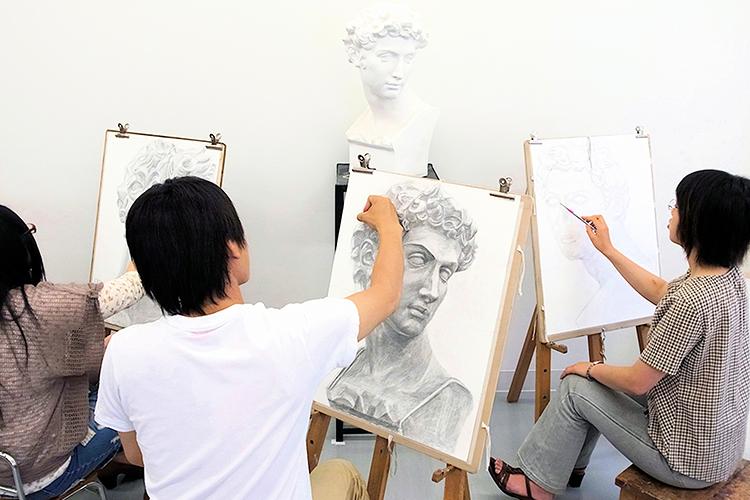 弘前大学 教育学部 音楽教育 デッサン