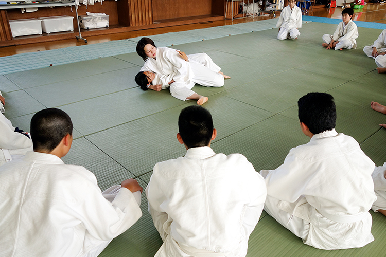 弘前大学 教育学部 特別支援教育専攻 柔道