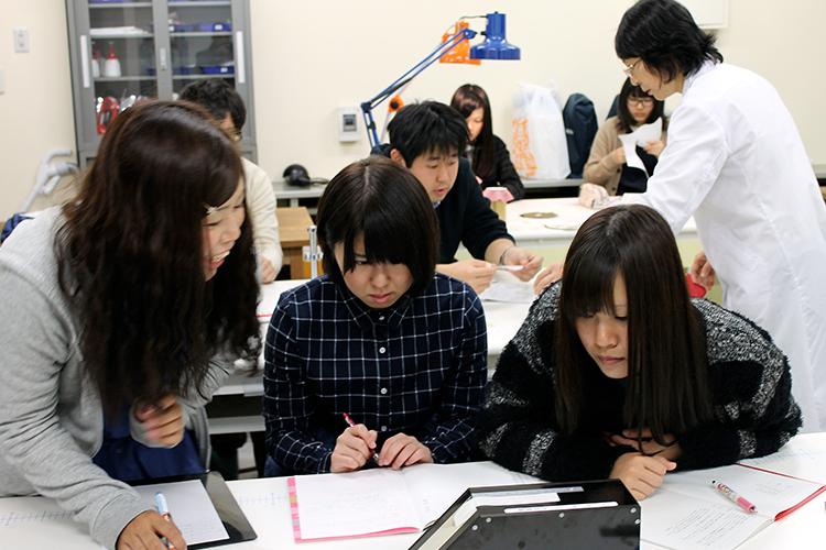 弘前大学 教育学部 家政教育 授業