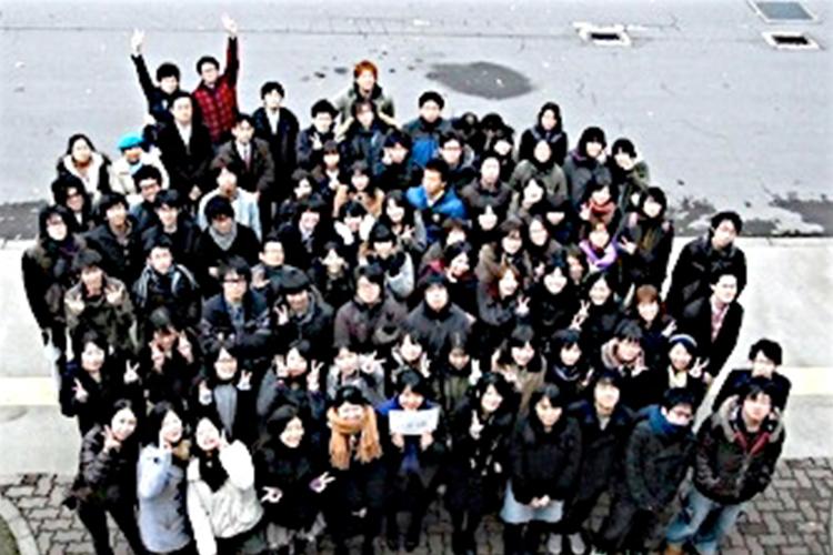 弘前大学 教育学部 国語教育 学生集合