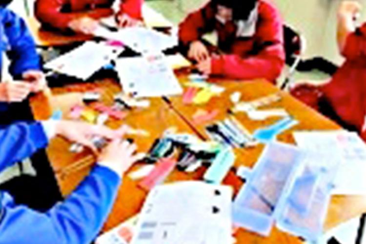 中学生のための被服学実験