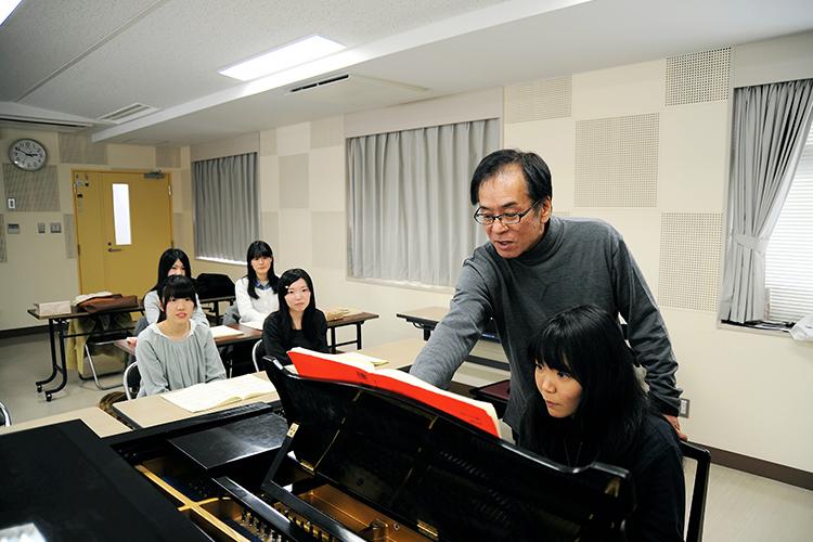弘前大学 教育学部 音楽教育 ピアノ