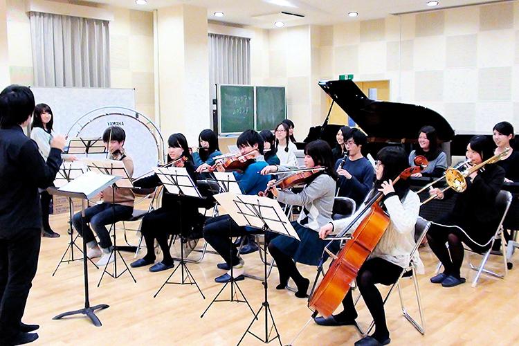弘前大学 教育学部 音楽教育 合奏