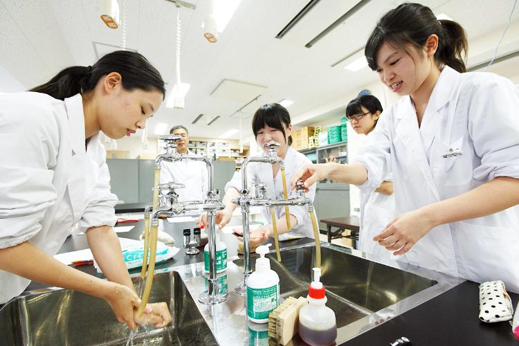 弘前大学 教育学部 養護教諭養成課程 実習