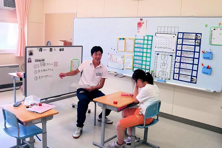 弘前大学 教育学部 特別支援教育専攻 ゼミ