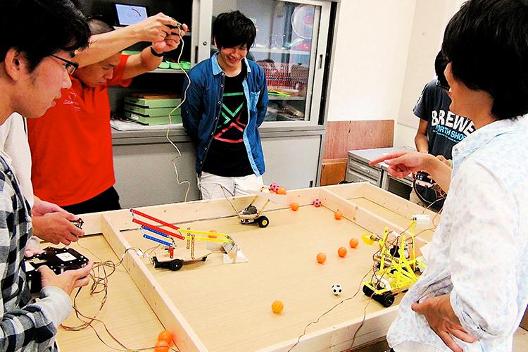 弘前大学 教育学部 技術教育 ロボット