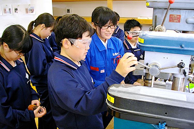 弘前大学 教育学部 技術教育 木工