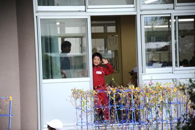 授業・実習風景 素敵な笑顔が待っています