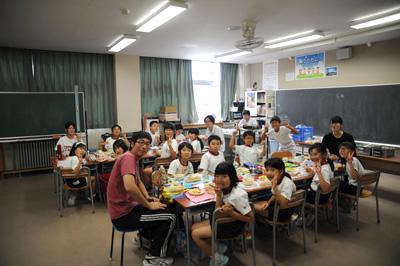 授業・実習風景 子どもとの楽しいひと時です